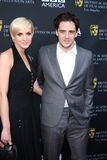 Ashlee Simpson, Vincent Piazza Royalty Free Stock Photos