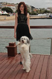 Ashleigh & Pudsey Royalty Free Stock Image