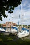 Ashlett zatoczka Zdjęcia Royalty Free