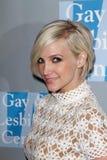 ashley中心同性恋者l女同性恋者simpson 库存照片