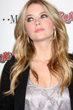 Ashley Benson. LOS ANGELES - FEB 26: Ashley Benson arrives at the Rolling Stone Pre-Oscar Bash 2011 at W Hotel on February 26, 2011 in Hollywood, CA royalty free stock images