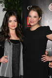 Ashley Benson,Lucy Hale Stock Image