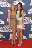 Ashley Benson, Selena Gomez Royalty Free Stock Photos