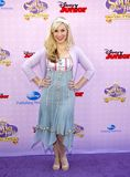 Ashley Eckstein. At the Los Angeles premiere of `Sofia the First: Once Upon a Princess` held at the Disney Studios in Los Angeles, United States on November 10 Royalty Free Stock Photography