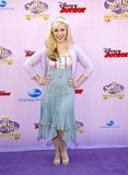 Ashley Eckstein. At the Los Angeles premiere of `Sofia the First: Once Upon a Princess` held at the Disney Studios in Los Angeles, United States on November 10 Stock Images