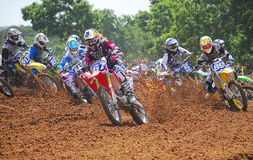 Ashley Fiolek - AMA/WMA Motocross Champ Royalty Free Stock Photography