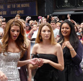Ashley Greene at Twilight Eclipse Premiere Royalty Free Stock Photography