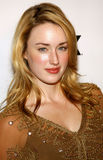 ashley johnson Arkivfoton