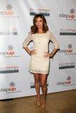 Ashley Jones arriving at StepUp Women's Network Inspiration Awards Stock Photography