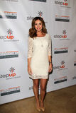 Ashley Jones arriving at StepUp Women's Network Inspiration Awards Royalty Free Stock Photography