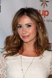 Ashley Jones at the Step Up Women Network 9th Annual Inspiration Awards, Beverly Hilton Hotel, Beverly Hills, CA 06-08-12. Ashley Jones  at the Step Up Women Royalty Free Stock Images