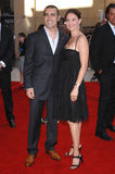 Ashley Judd,Dario Franchitti Stock Image