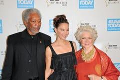 Ashley Judd,Ellen Burstyn,Morgan Freeman Stock Image