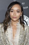 Ashley Madekwe Royaltyfri Fotografi