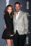 Ashley Madekwe, Christos Garkinos Stock Photography