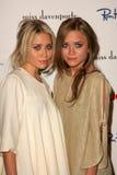 Ashley Olsen et Mary-Kate Olsen   photographie stock libre de droits