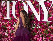 Ashley Park beim Tony Awards 2018 Lizenzfreies Stockbild