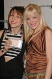 Ashley Peldon,Courtney Peldon Royalty Free Stock Images