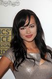 Ashley Rickards at the Second Annual Critics' Choice Television Awards, Beverly Hilton, Beverly Hills, CA 06-18-12 Royalty Free Stock Image