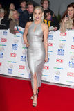 Ashley Roberts. Arriving for the National TV Awards 2014, at the O2, London. 22/01/2014 Picture by: Dave Norton / Featureflash Royalty Free Stock Images