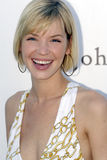 Ashley Scott on the red carpet. Royalty Free Stock Image
