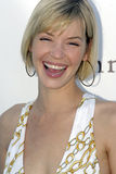 Ashley Scott on the red carpet. Stock Photography