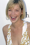 Ashley Scott on the red carpet. Stock Photo