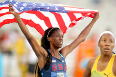 Ashley Spencer av USA Arkivbilder