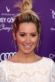 Ashley Tisdale à la bille 2012 de guindineau de chrysalide, emplacement privé, Los Angeles, CA 06-09-12 Image libre de droits