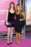 Ashley Tisdale και Jennifer Tisadale Στοκ Εικόνες