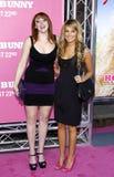 Ashley Tisdale και Jennifer Tisdale Στοκ Φωτογραφία
