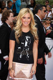Ashley Tisdale Zdjęcie Stock
