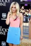 Ashley Tisdale Στοκ φωτογραφίες με δικαίωμα ελεύθερης χρήσης