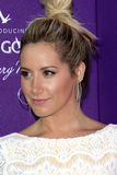 Ashley Tisdale arriving at 11th Annual Chrysalis Butterfly Ball Royalty Free Stock Photography