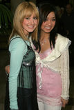 Ashley Tisdale,Brenda Song Royalty Free Stock Photography