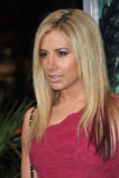 Ashley Tisdale, Journey Royalty Free Stock Photos