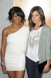 Ashley Tisdale,Monique Coleman Stock Photos