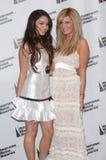 Ashley Tisdale,Vanessa ANNE Hudgens Royalty Free Stock Photo