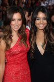 Ashley Tisdale,Vanessa Hudgens Stock Images