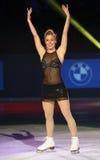 Ashley Wagner (Etats-Unis) image stock