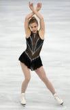 Ashley WAGNER (Etats-Unis) photo stock
