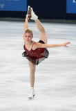 Ashley Wagner (USA) Royalty Free Stock Photo