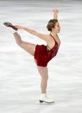 Ashley WAGNER (USA) Royalty Free Stock Image