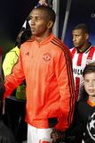 Ashley Young   Manchester Unied Royalty Free Stock Images