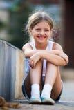 ashly smile Стоковые Фотографии RF