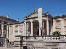 ashmolean музей стоковое изображение