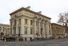 Ashmolean Museum Stock Images