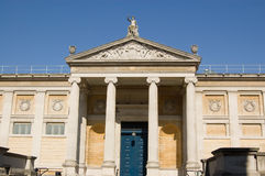 ashmolean museum oxford Arkivbild