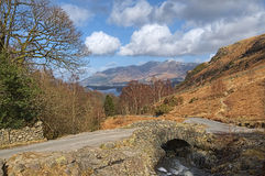 Ashness Bridge Royalty Free Stock Image