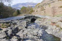 Ashness Bridge Royalty Free Stock Photography